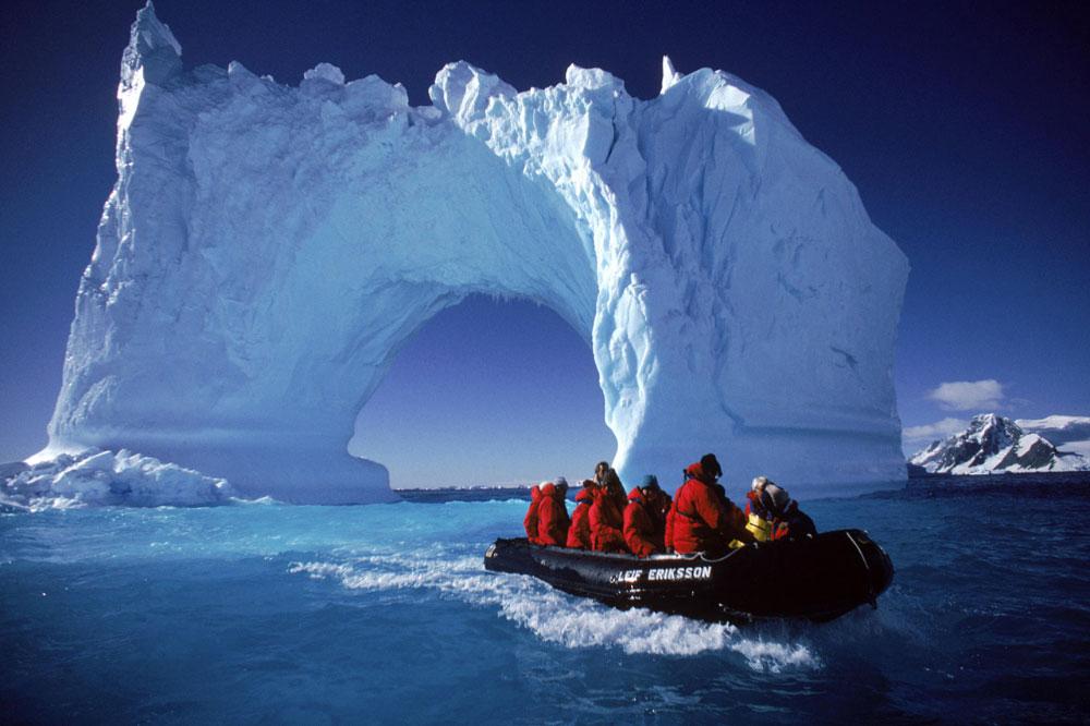 полярный туризм