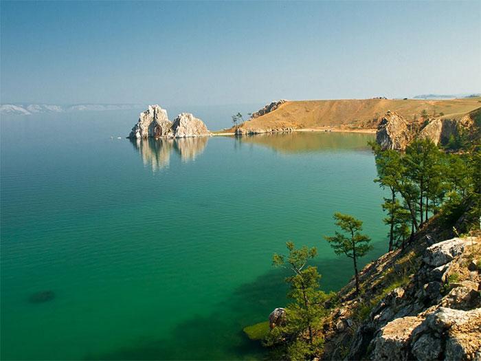 отдых на озере Байкал летом