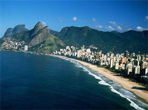 Отдых в Бразилии в январе