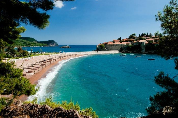 отдых в Черногории в августе цены