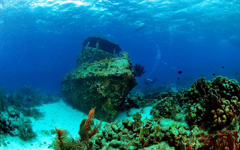 дайвинг затонувшие корабли