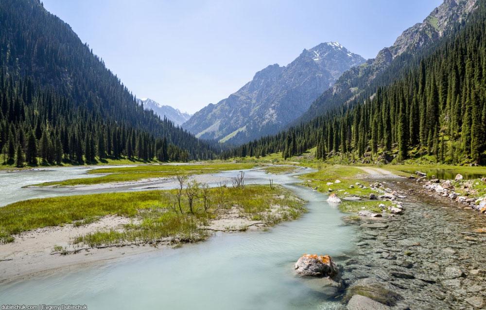 Джайлоо туризм в горах