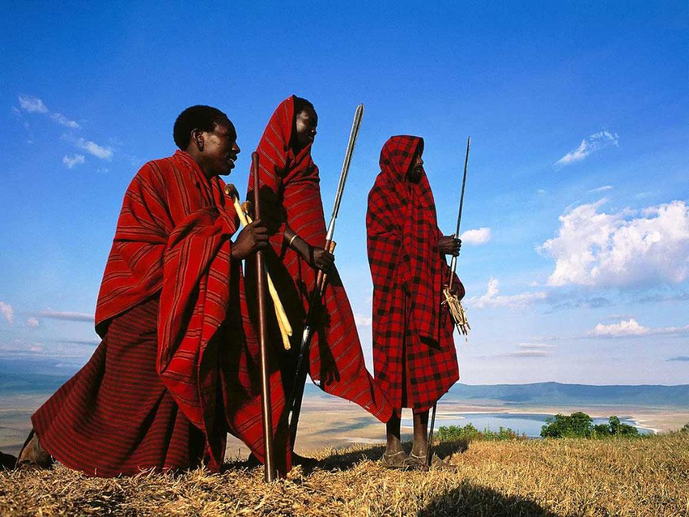 Джайлоо туризм Африка