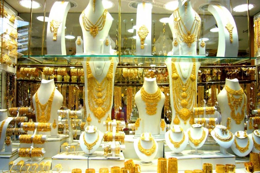 Золотой рынок в Эмиратах