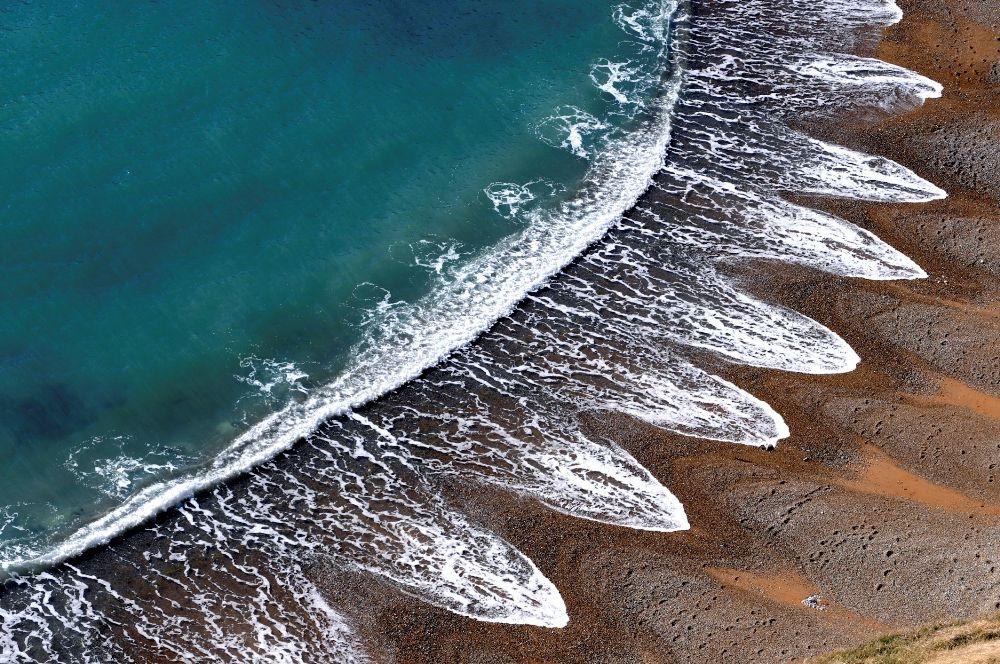 Необычная береговая линия, Великобритания