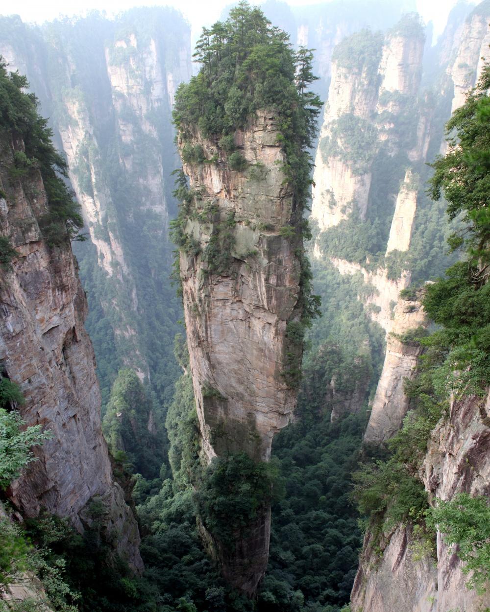 Гора Тяньцзы
