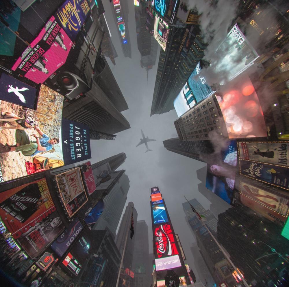 Таймс Сквер, Нью-Йорк, США