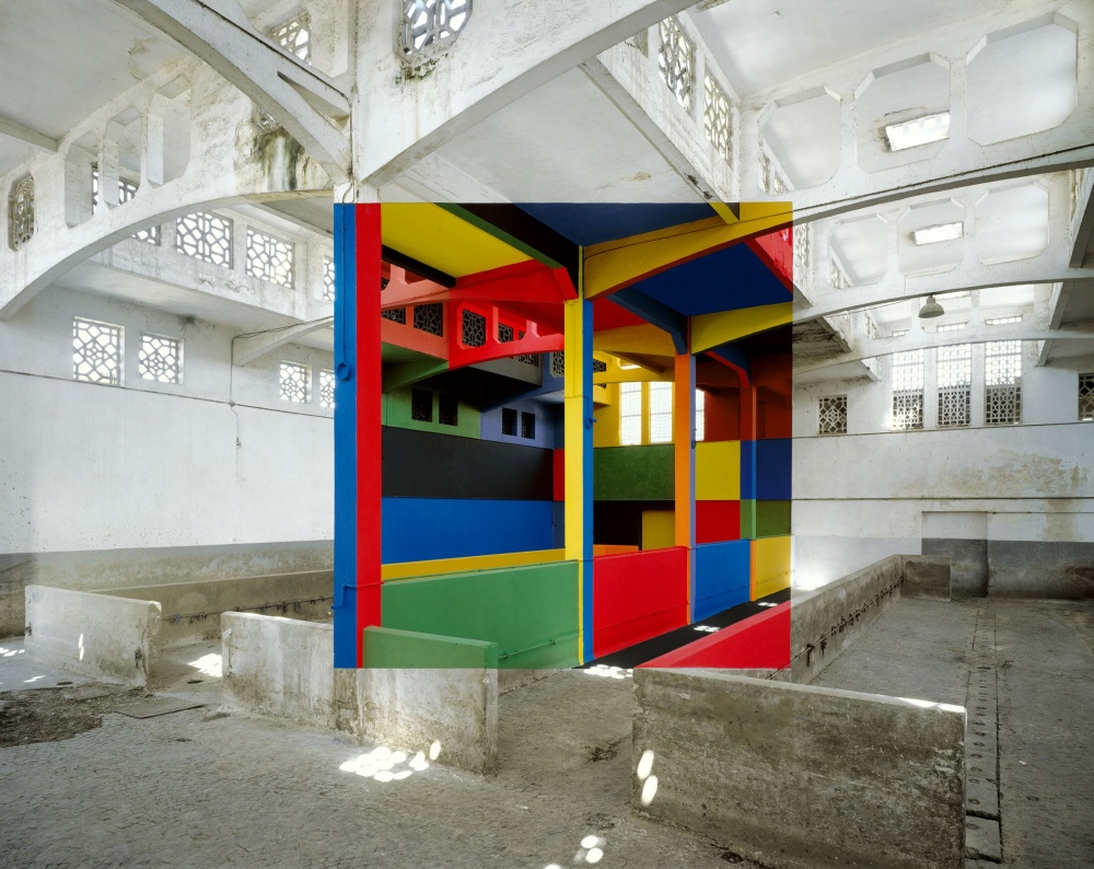Работа французского художника Жоржа Русе