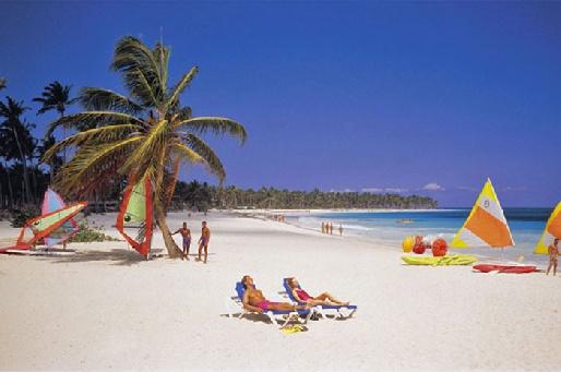 Новый год в Доминикане