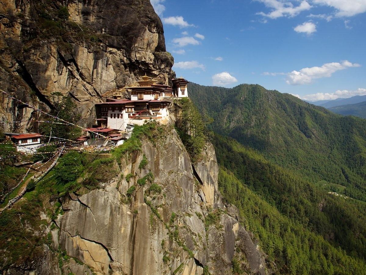 Королевство Бутан (государство в Азии в Гималаях)