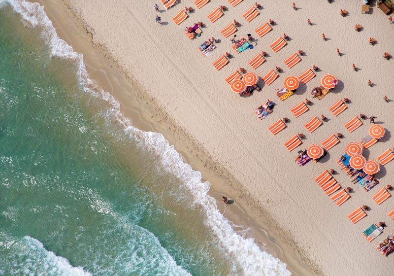 Лето, море, пляж